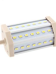 10W R7S Bombillas LED de Mazorca T 21 SMD 5630 1000 lm Blanco Natural AC 85-265 V