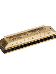 huang - (103) Blues Harp archaize hamonica 10 holes/20 tons