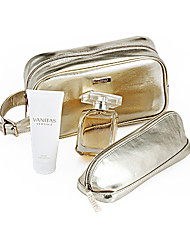 Get Haute Couture: Versace ™ Vanitas ™ perfume + Vanity Body Lotion ™ + 2 Make Up Bags