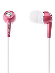 OVLENG K81 Dynamic Stereo Salut-Fi Sound In-oreille des écouteurs pour iPhone/iPod/iPad/MP3/MP4
