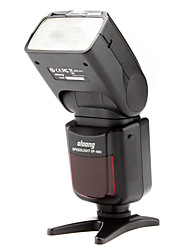 OLOONG Electronic Flash Speedlight SP-680 with Soft Case & Mini Stand for Canon Canon 5D MarkII 7D 30D 600D