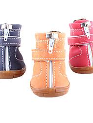 goma de borracha sola de sapatos para cães (cores sortidas, xs-xl)