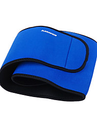 Lumbar Belt/Lower Back Support Sports Support Eases pain Protective Muscle support Fitness Badminton Running Blue