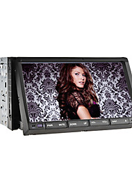 TFT Screen In-Dash Car DVD Player With Bluetooth,Navigation-Ready GPS,RDS,ISDB-T,iPod-Input