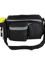 600D 6L Saddle Bag mit Side Pockes