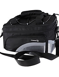Updated Version 600D Expandable Cycling Luggage Pack (15L)
