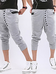 RR BUY Casual Multi Buttons Pants