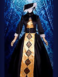 Звук Horizon Inn The Dark хозяйки готические костюмы косплей платье