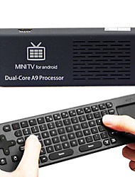 MK808B Android 4.1 Dual Core Mini PC Google TV Player w/ Bluetooth/HDMI/1GB RAM/8GB ROM/TF + Air Mouse keyboard