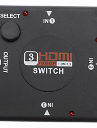 3 к 1 HDMI Switcher для PS3/Xbox360/PC
