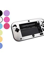 Алюминиевый защитный чехол для Wii U GamePad (разных цветов)