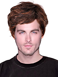 High Quality Synthetic Short Men's Wigs 4 Colors to Choose
