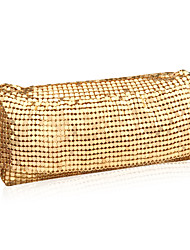 Gorgeous Metal Evening Handbag/Clutches(More Colors)