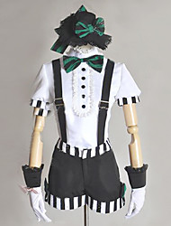 Mrs. Pumpkin no Kokkei na Yume Hatsune Miku Cosplay Costume