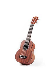 Toukaki - (UK21SS) Sapele Soprano Ukulele with Gig Bag/Strap