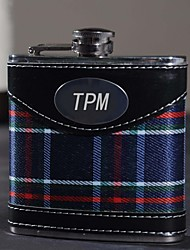 Gift Groomsman Personalized Pretty 6-oz Flask