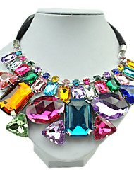 Taiwan Big Diamond Necklace