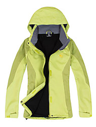 Langzuyoudang Women's Outdoor Jacket For Hiking And Camping
