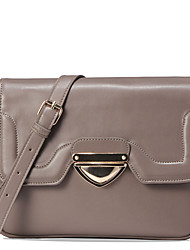 CANIFIER Sweet Alloy Closure Crossbody(Gray)