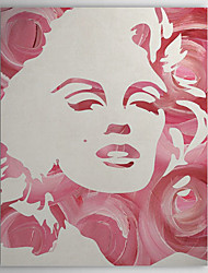 Hand Painted Oil Painting People Marylin Monroe 1303-PE0242