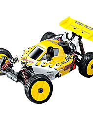 Black Rattlesnake 1:8 Fuel Electric Off Road Buggy Toys(FM)