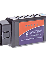 Bluetooth ELM 327 Interface Supports all OBD II Protocols