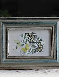"""6"""" Antique American Country Picture Frame"""