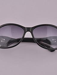 AIMI moda occhiali da sole Leopard (Nero)