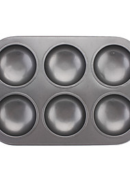 Bakeware Semi-Circle Shaped Cake Baking Tray Ovenware