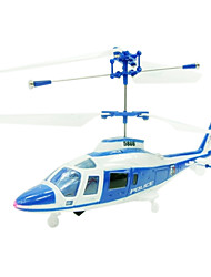 3CH RC helicopter with light radio remote control helicopters indoor toy