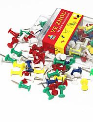 Universal Colored set Colorful Push Pin (À propos de 40PCS)