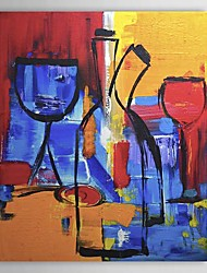 Hand Painted Oil Painting Abstract 1304-AB0465