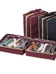 Portable Shoe Storage Box (Random Color)