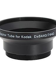 52mm объектив и фильтр Труба адаптер для Kodak DX6440/DX7440 Черный