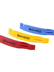 SAHOO Bike Tool Series Fiberglass-filed Nylon Pry Tire Rod(Random Color) B10017