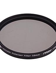Пикселя 58mm CPL фильтра круговой поляризатор фильтр