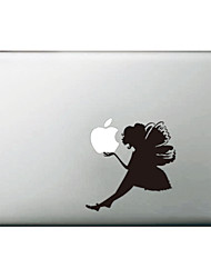 "Engel Patroon Apple Mac Decal Skin Sticker Cover voor 11 ""13"" 15 ""MacBook Air Pro"