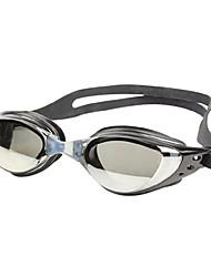 Мужская Anti-Fog & UV защитные водонепроницаемые покрытия плавательные очки RH6100 (разных цветов)