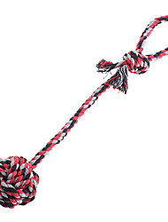 Knitted Ball Style Rope Toys for Dogs and Cats