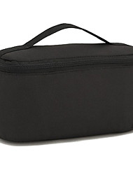 Super-Thick Portable Cosmetic and Wash Bag for Travel