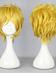 Cosplay Wig Inspired by Karneval Yogi