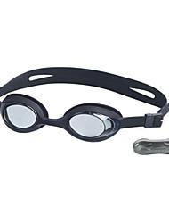 Мужская Anti-Fog & UV защитные покрытия Близорукие плавательные очки Opt5900 (разных цветов)