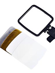 Blitz Softbox Diffusor mit Karton & Tasche für Canon Nikon Sony Olympus Sigma Kamera