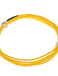 Câble de fibre optique, SC-ST-UPC, mode unique - 3 mètres