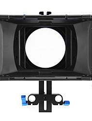 M3 numérique professionnel Matte Box Lens Hood pour caméscope / DSRL