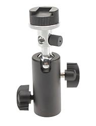 Suporte Lanterna F-Shaped para câmera ou filmadora