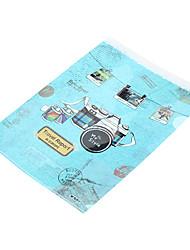 A4 Europeu Relatório de Viagem pasta de papel padrão (cor aleatória)