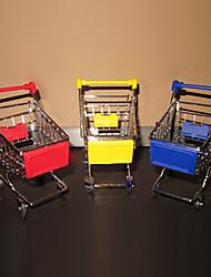 Supermarché petits jouets de charrettes à bras pour Bird (couleur aléatoire)