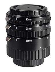 AF Macro Extension Tube Set pour Nikon