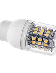 GU10 3 W 48 SMD 3528 170 LM Warm White Corn Bulbs AC 110-130/AC 220-240 V